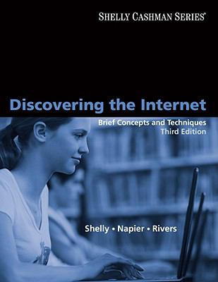 Discovering the Internet: Brief Concepts and Techniques