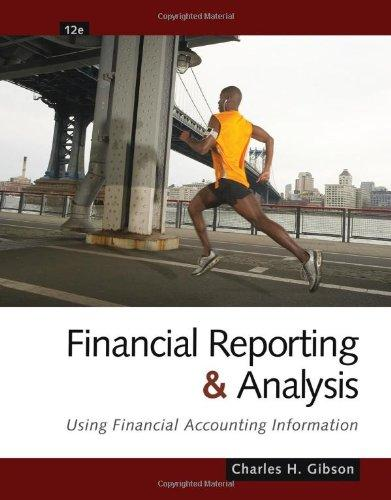 Financial Reporting and Analysis: Using Financial Accounting Information (Book Only)
