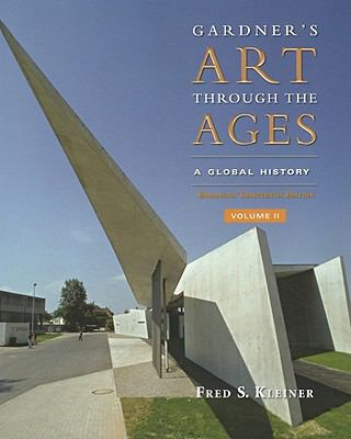 Gardner's Art Through the Ages: Global History, Enhanced Edition, Volume II