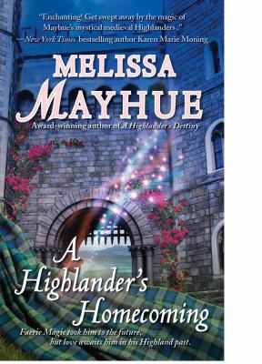 A Highlander's Homecoming (Daughters of the Glen, Book 6)