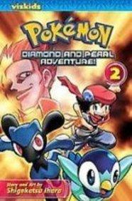 Pokemon Diamond and Pearl Adventure! 2 (Pokmon Diamond and Pearl Adventure)