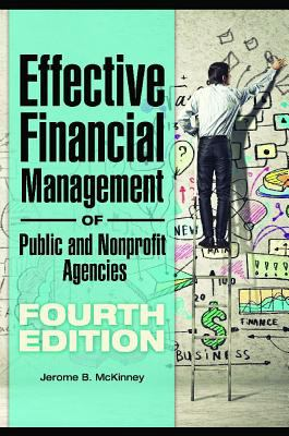 Book cover: effective financial management in public and nonprofit agencies
