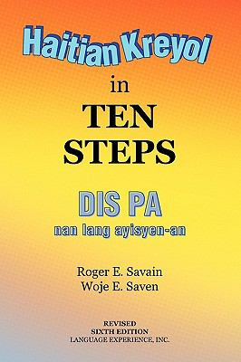 Haitian Kreyol in Ten Steps (Multilingual Edition)