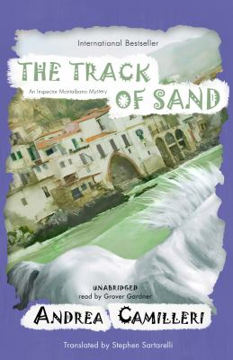 The Track of Sand (An Inspector Montalbano Mystery) (Library Edition) (Inspector Montalbano Mysteries)