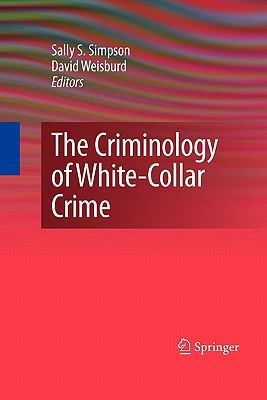 Criminology of White-Collar Crime
