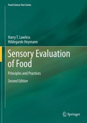 Sensory Evaluation of Food : Principles and Practices