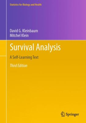 Survival Analysis : A Self-Learning Text, Third Edition