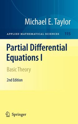 Partial Differential Equations I : Basic Theory
