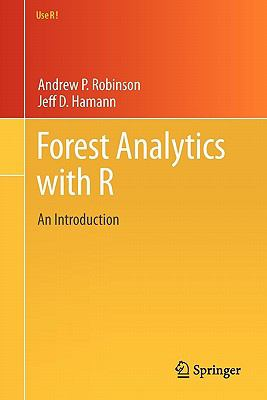 Forest Analytics with R : An Introduction