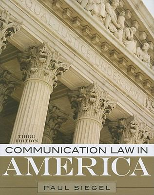 Communication Law in America