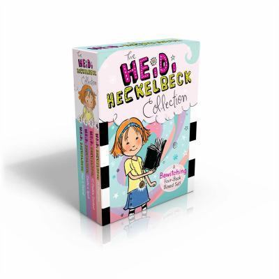 Heidi Heckelbeck Collection : A Bewitching Four-Book Boxed Set: Heidi Hecklebeck Has a Secret; Heidi Hecklebeck Casts a Spell; Heidi Hecklebeck and the Cookie Contest; Heidi Hecklebeck in Disguise