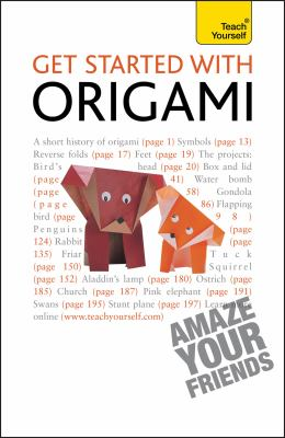 Get Started with Origami (Teach Yourself)