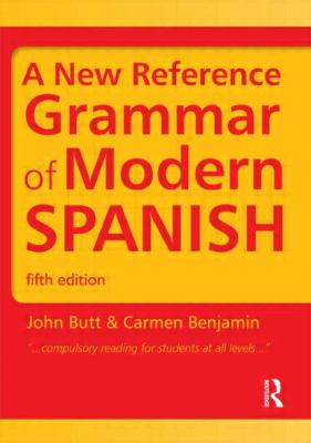 New Reference Grammar of Modern Spanish