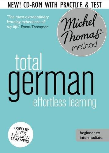 Total German: Revised (Learn German with the Michel Thomas Method) (A Hodder Education Publication)