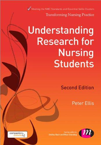 Understanding Research for Nursing Students (Transforming Nursing Practice Series)