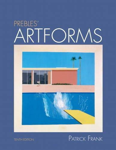 Prebles' Artforms Plus MyArtsLab