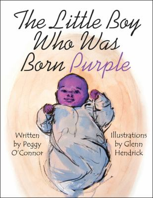 Little Boy Who Was Born Purple