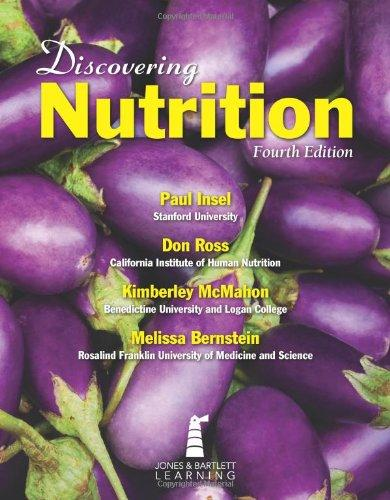 Discovering Nutrition - BOOK ONLY