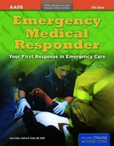 Emergency Medical Responder (AAOS Orange Books)