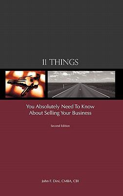 11 Things You Absolutely Need to Know about Selling Your Business