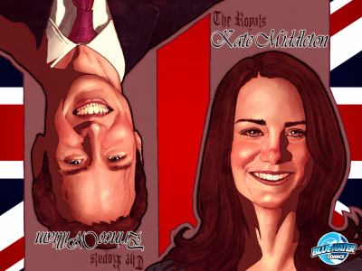 Royals: Prince William and Kate Middleton