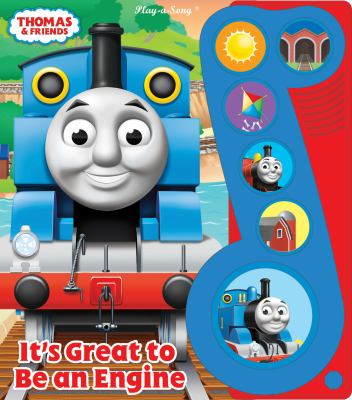 Sesame Street: It's Great to Be an Engine
