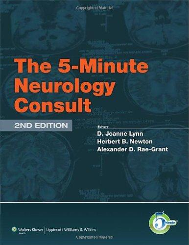 The 5-Minute Neurology Consult (5-Minute Consult)
