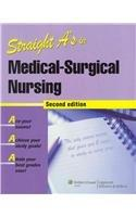 Handbook of Nursing Diagnosis, Straight A's in Medical-Surgical Nursing, Textbook of Medical-Surgical Nursing,  Study Guide to Accompany Brunner and ... Textbook of Medical-Surgical Nursing Package