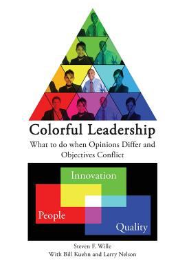 Colorful Leadership: What to do when Opinions Differ and Objectives Conflict