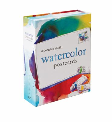 Watercolor Postcards : A Portable Studio