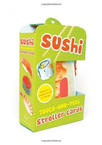 Sushi Touch-and-Feel Stroller Cards