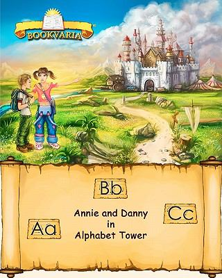Annie and Danny in Alphabet Tower