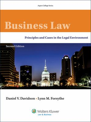 Business Law : Principles and Cases in the Legal Environment 2E