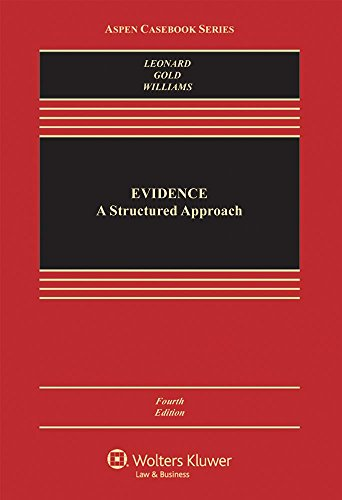 Evidence: A Structured Approach