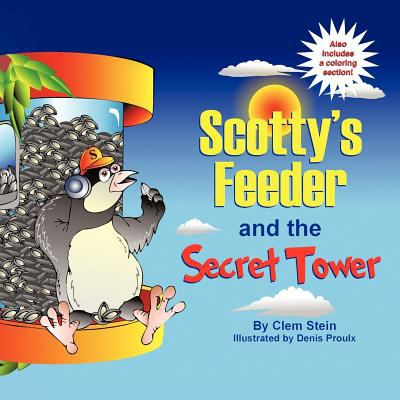 Scotty's Feeder and the Secret Tower