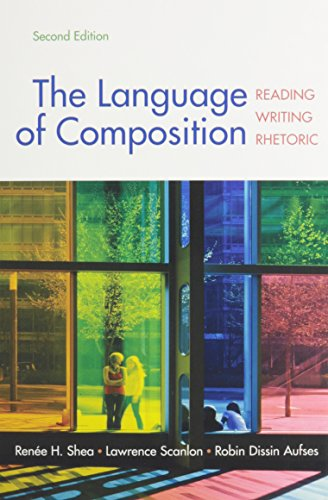 Language of Composition 2e & LaunchPad for The Language of Composition (Six Year Access)