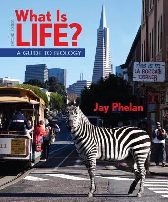What is Life? Guide to Biology, PrepU NonMajors Access Card (6 Month) & BioPortal Access Card