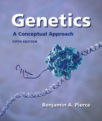 Genetics: A Conceptual Approach, 5th Edition