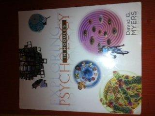Exploring Psychology in Modules (Loose-Leaf) [Book Only] [2012] Ninth Edition Ed. David G. Myers