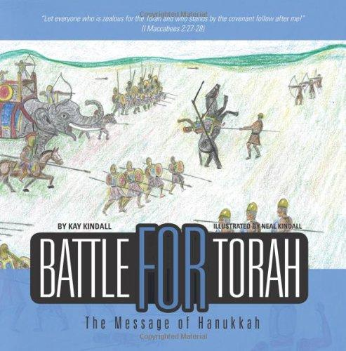 Battle for Torah: The Message of Hanukkah