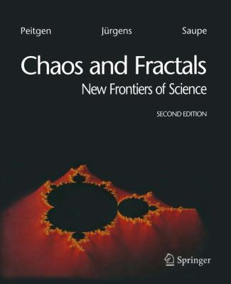 Chaos and Fractals : New Frontiers of Science
