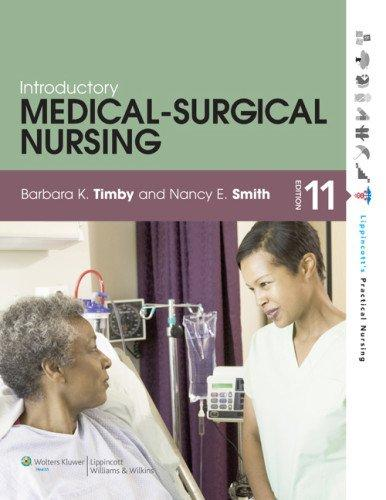 Timby Med-Surg 11e Text & PrepU Package