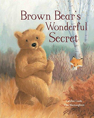 Brown Bear's Wonderful Secret