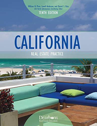 California Real Estate Practice 10th Edition