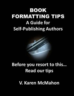 Book Formatting Tips