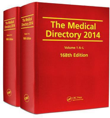 Medical Directory 2014, 168th Edition