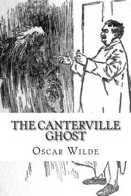 Canterville Ghost : Illustrated