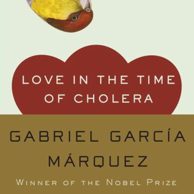 Love in the Time of Cholera (Library Edition)