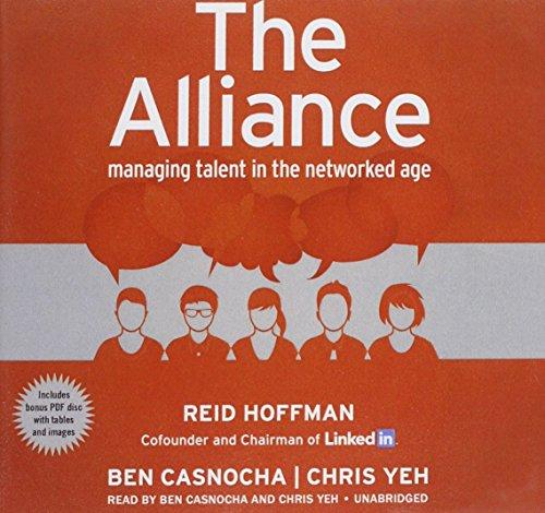 The Alliance: Managing Talent in the Networked Age; Library Edition
