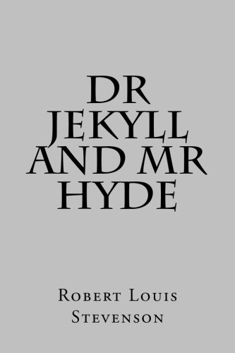 Dr Jekyll and Mr Hyde: Large Print Edition